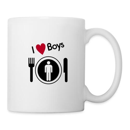 I love boys - Kopp