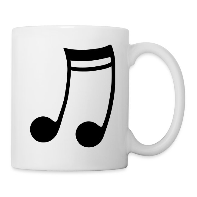 SavileImage Music New Mug