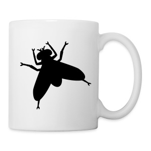 SavileImage Music Fly Mug - Mug