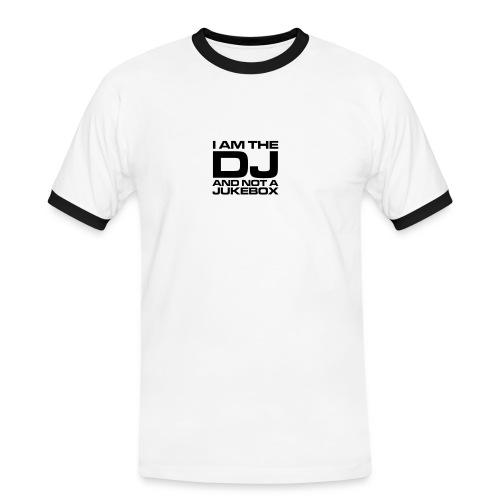 te iubesc - Men's Ringer Shirt