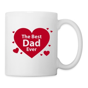 The Best Dad Ever - Tasse