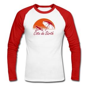 Côte da Sürth - Männer Baseballshirt langarm