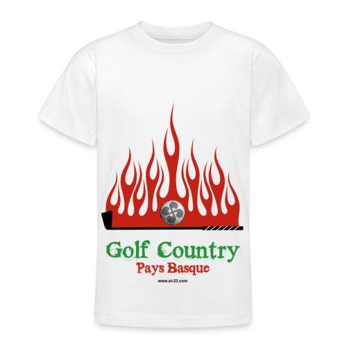 Golf - T-shirt Ado