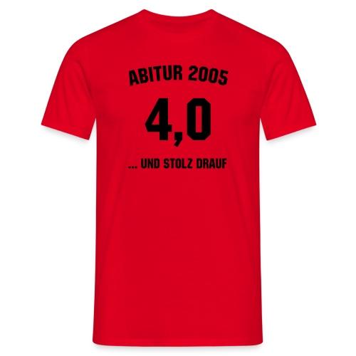 ABi 2005 - Männer T-Shirt