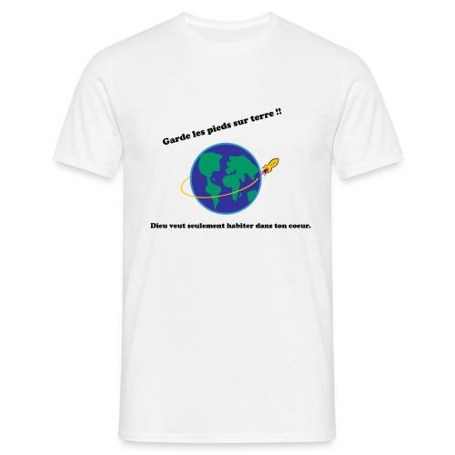 T-shirt fantaisie - T-shirt Homme