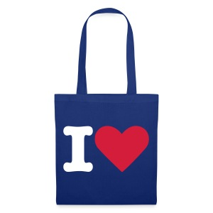 I Love Bag - Tote Bag