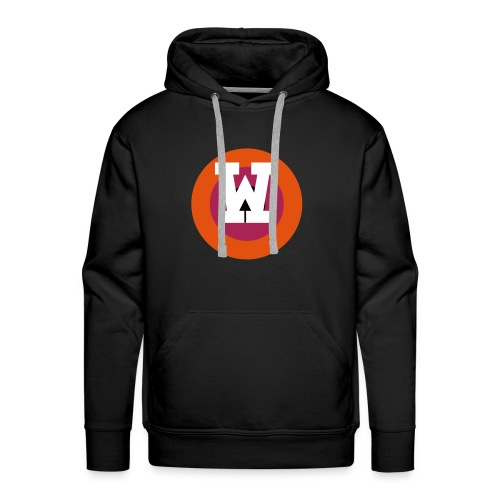 Wanderers College Hooded Sweatshirt - Men's Premium Hoodie
