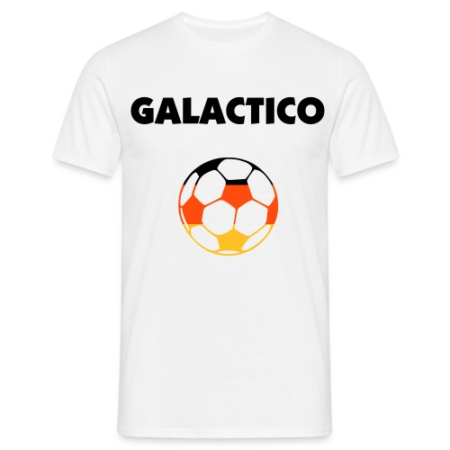 Galactico Germany - Men's T-Shirt