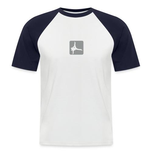 T-Shirt Breakdance - Männer Baseball-T-Shirt