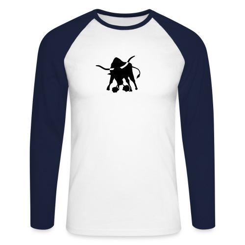 Toro - Männer Baseballshirt langarm