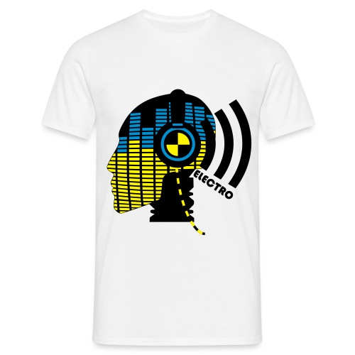 MUSIC SYSTEM - T-shirt Homme
