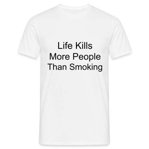 life kills comfort tee - Men's T-Shirt
