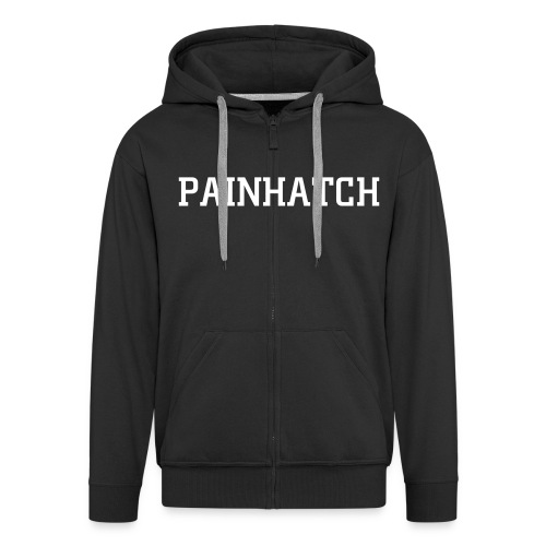 Painhatch Hooded Warm-Up-Jacket - Männer Premium Kapuzenjacke