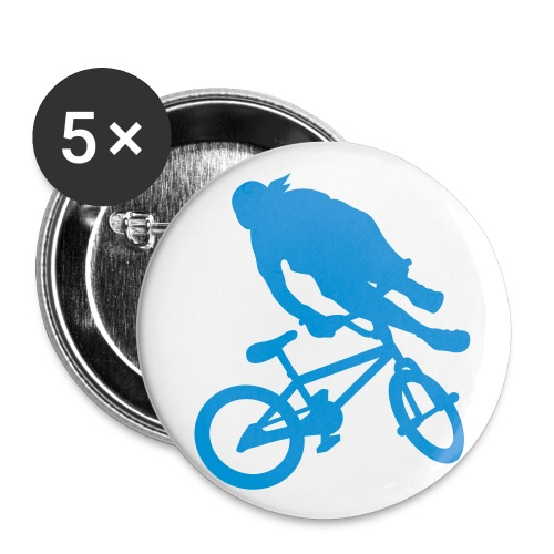 bmx badge - Buttons small 25 mm