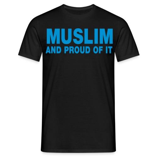muslim tee - Mannen T-shirt