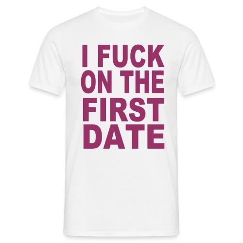 fuck - Mannen T-shirt