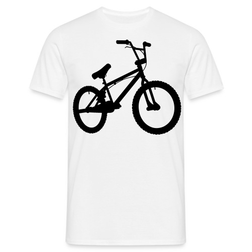 bike tee - Mannen T-shirt