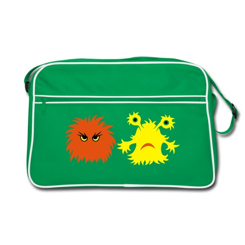 MONSTER BAG - Retro Tasche