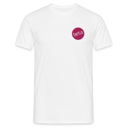 Beta 2.0 - Männer T-Shirt