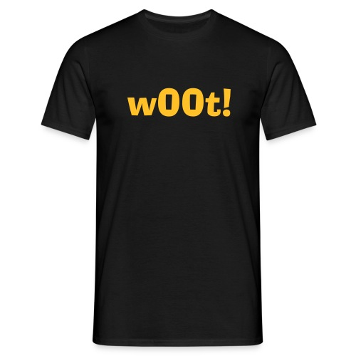 Men's T-Shirt - the w00t! shirt :)