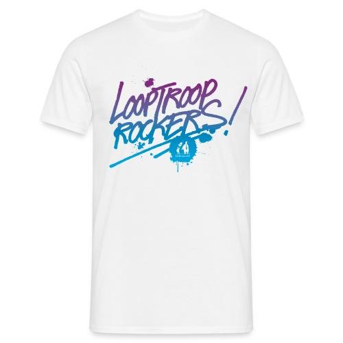 Looptroop Rockers VIT - T-shirt herr