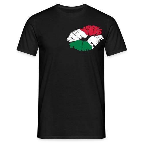 BACIO ITALIANO T-SHIRT - Maglietta da uomo