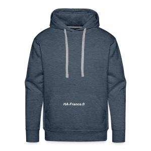 Sweat capuche HA-France.fr - Sweat-shirt à capuche Premium pour hommes