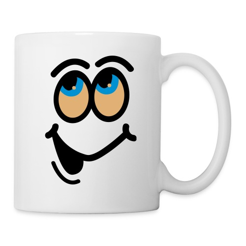 TASE SMILE - Mug blanc