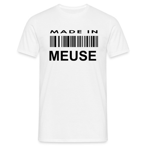 MADE IN MEUSE - T-shirt Homme