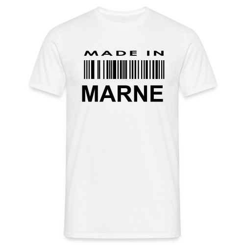 MADE IN MARNE - T-shirt Homme