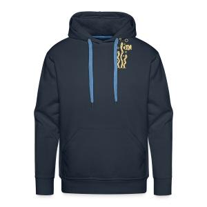 Aquatic'sweat - Sweat-shirt à capuche Premium pour hommes