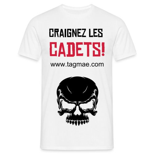 Cadets - T-shirt Homme