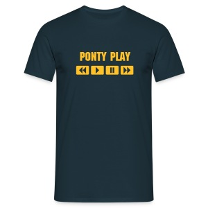 Press Play - Men's T-Shirt