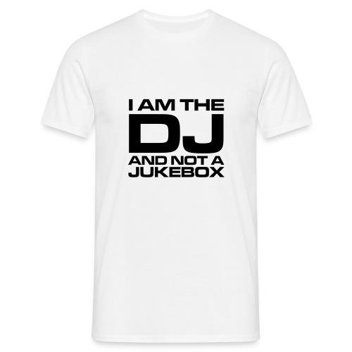DJ - Men's T-Shirt