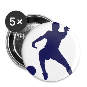 City Player Badge - Buttons large 56 mm