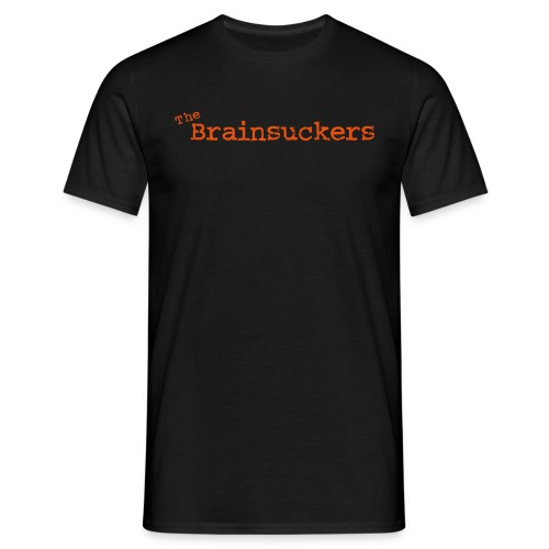 The Brainsuckers LOGO T-Shirt FLEX - Männer T-Shirt