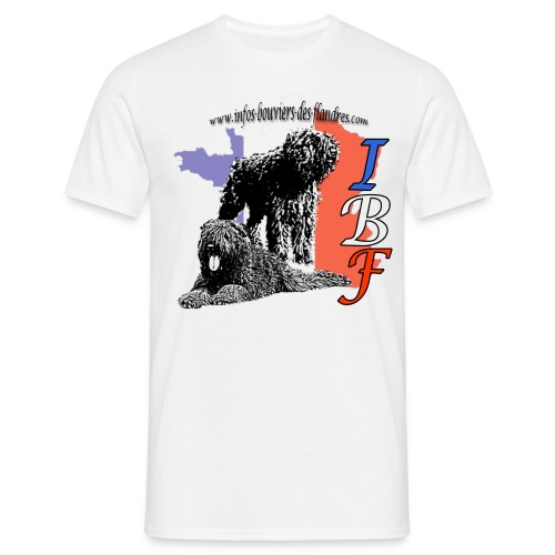 IBF3 - T-shirt Homme