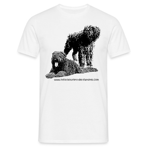 IBF1 - T-shirt Homme