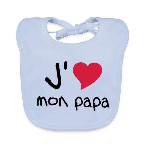 jpapa - Bavoir bio Bébé