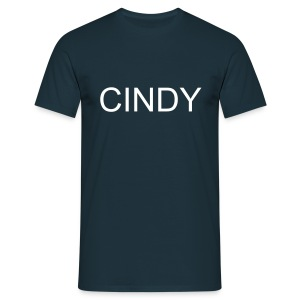 CINDY - T-shirt Homme