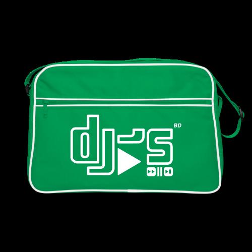 BD DJ's Bag - Retro Tasche