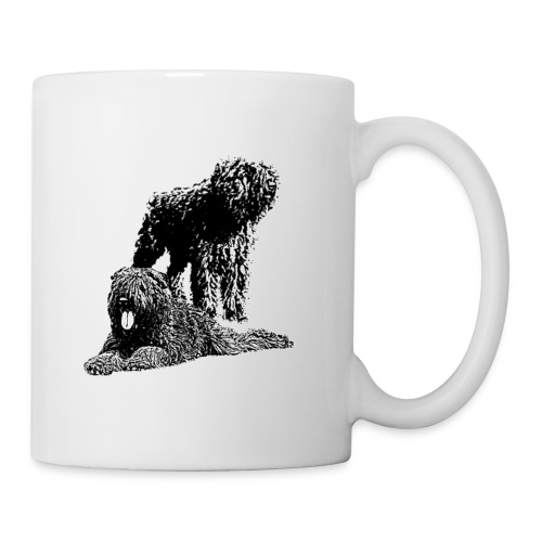 mug IBF 5 - Mug blanc