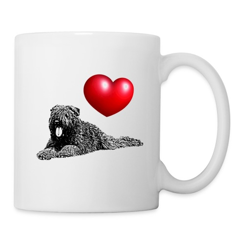 mug IBF 4 - Mug blanc