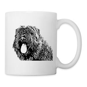 mug IBF 2 - Mug blanc