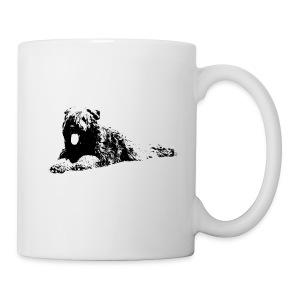 mug IBF 1 - Mug blanc