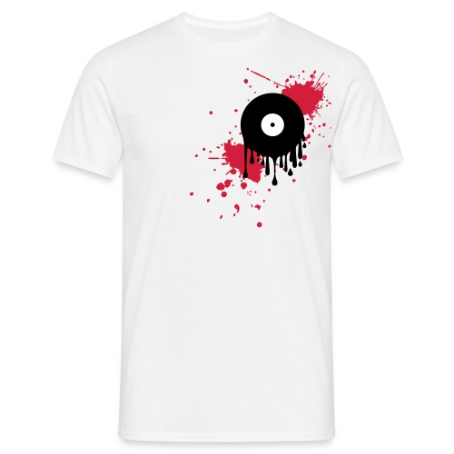 Death By Music - Men's T-Shirt