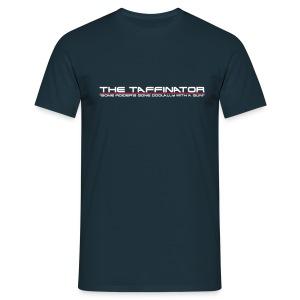 Taffinator NAVY Comfort Doolally  - Men's T-Shirt