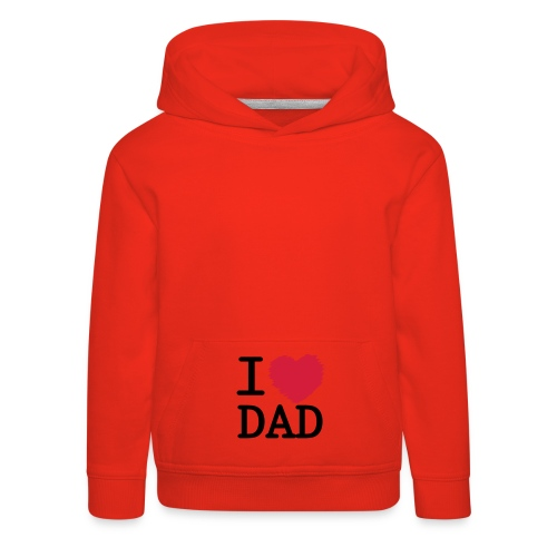 daddy's little girl - Kids' Premium Hoodie