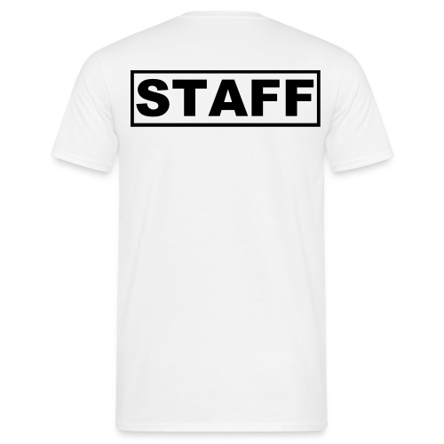 HOMME - STAFF - T-shirt Homme