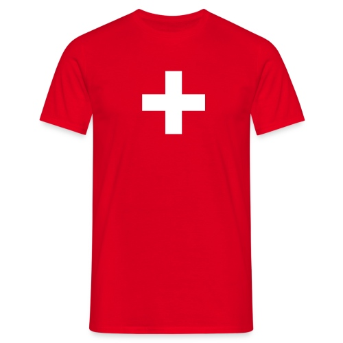 T-Shirt Homme Collection Swiss  - T-shirt Homme